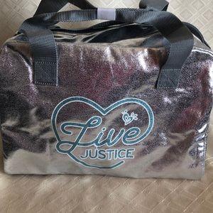 22eb447f01 Kids  Justice Duffle Bag on Poshmark